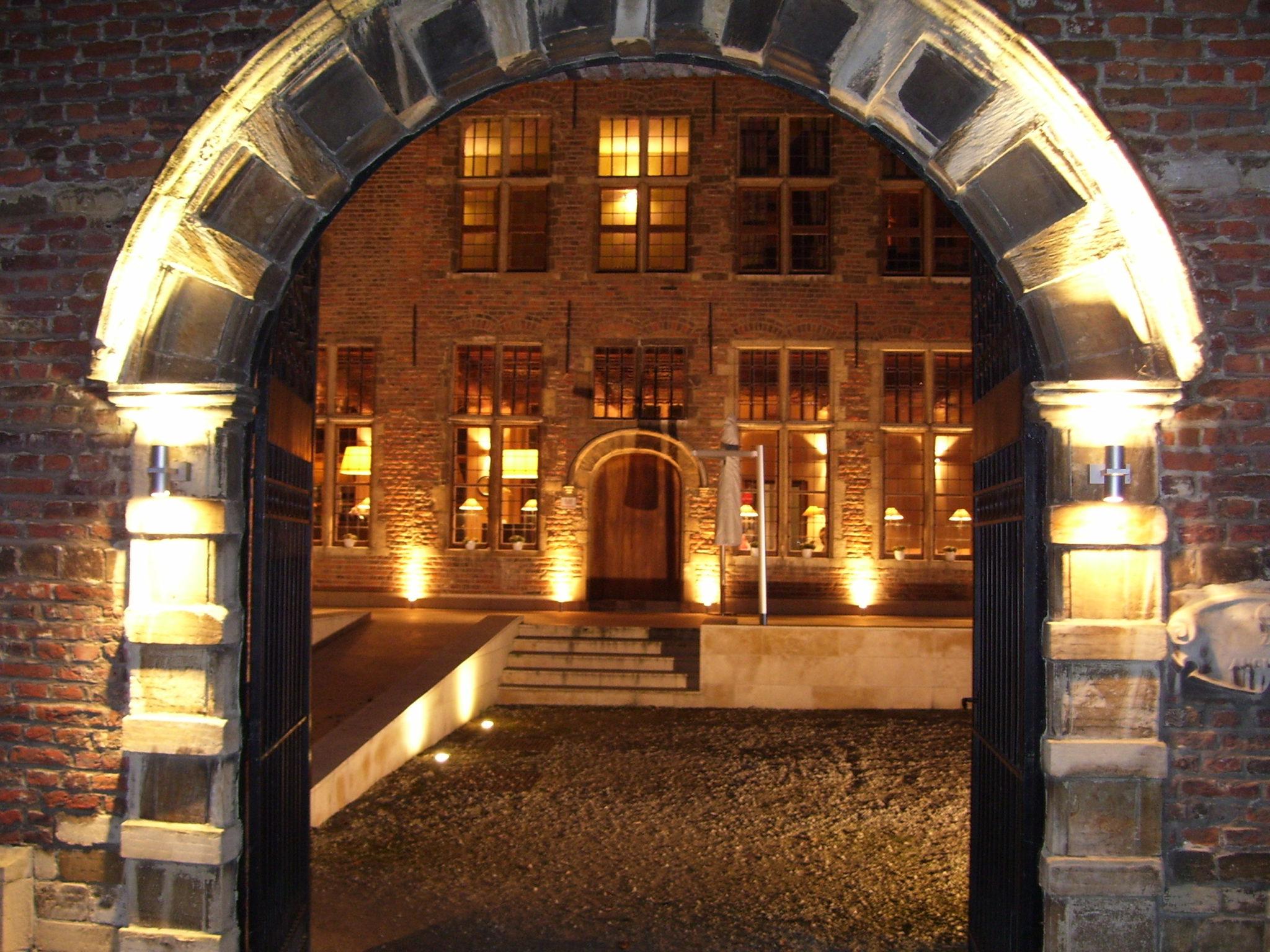 Kloosterhotel te Leuven