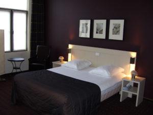 kamer in hotel florent