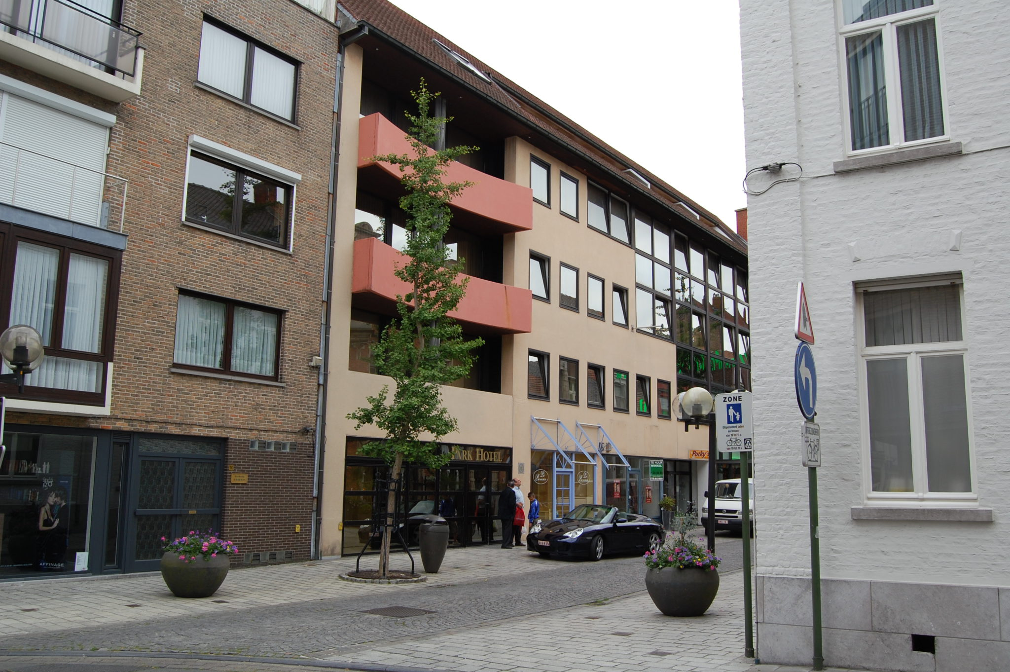 Parkhotel te Roeselare