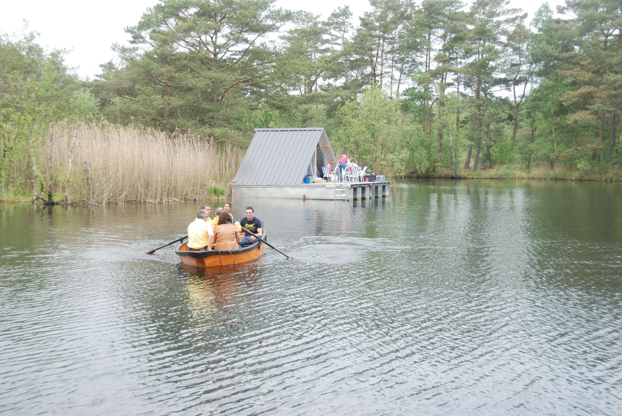 Zilvermeer, een recreatiedomein in de Antwerpse Kempen