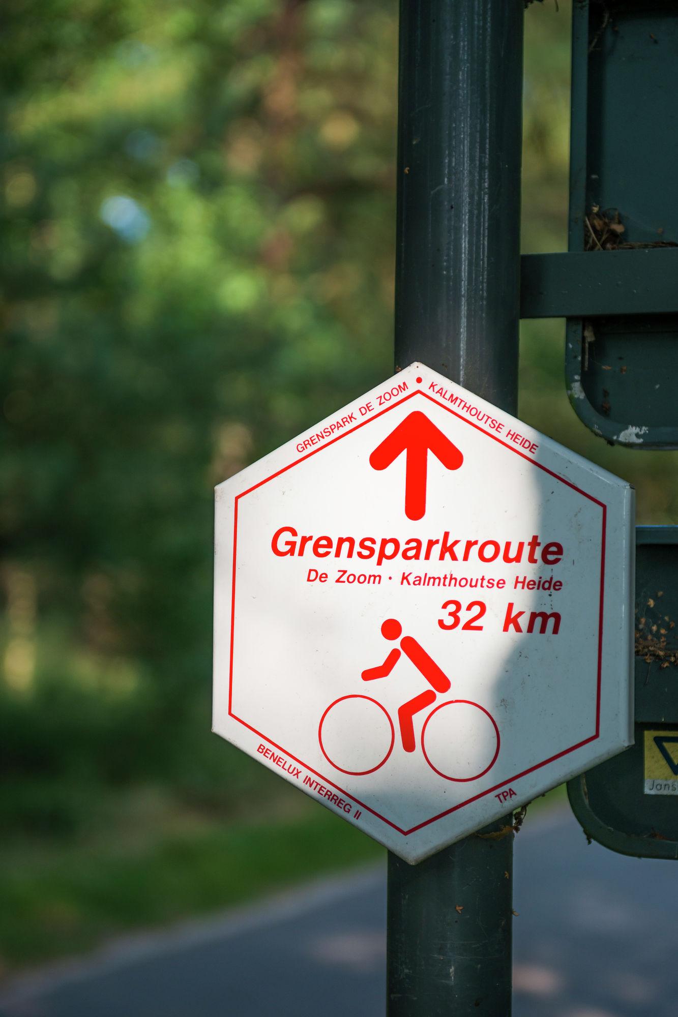 De Grensparkroute, op verkenning doorheen de Antwerpse Kempen