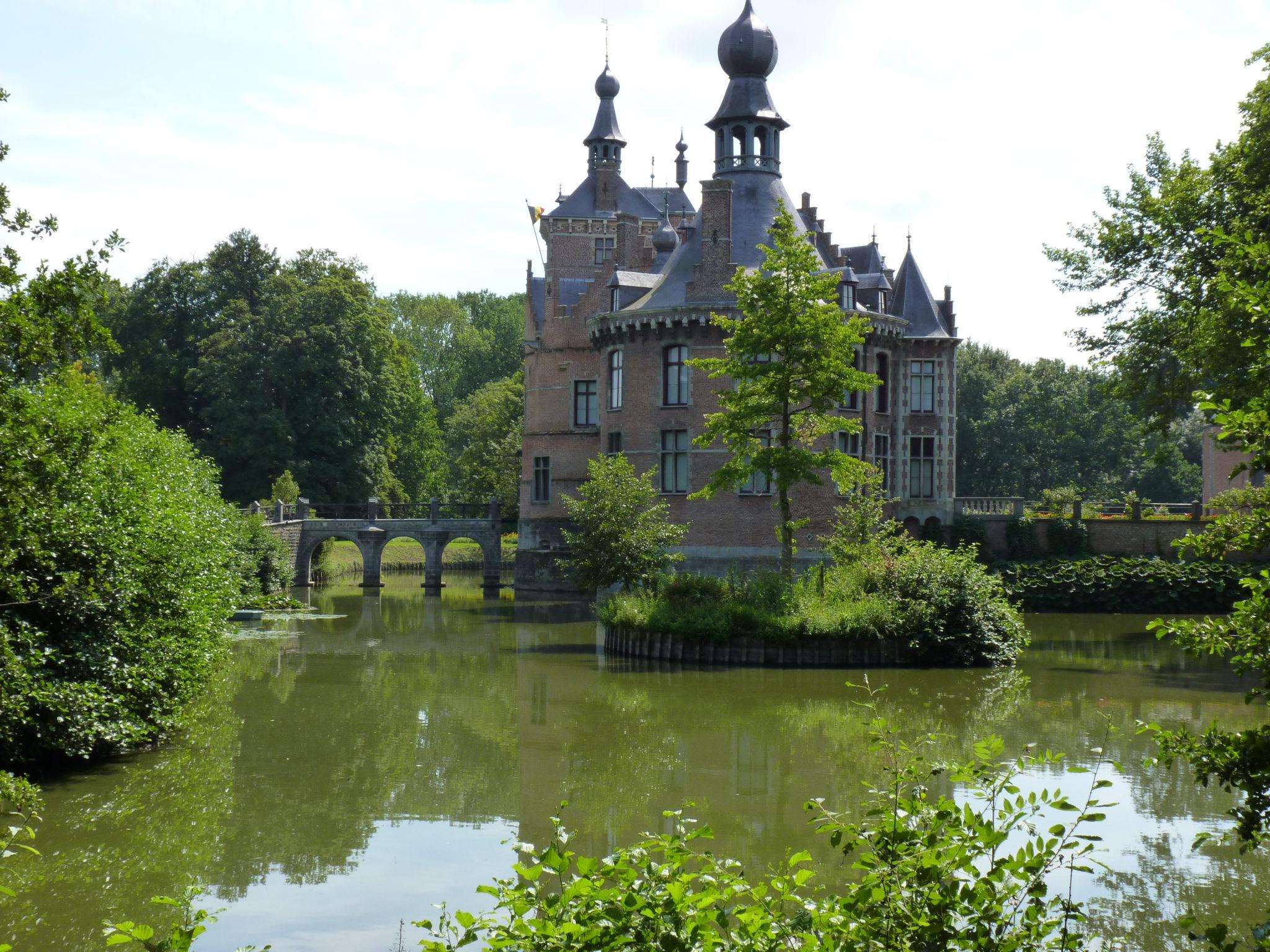 """De Gent Fietsroute of beter gekend als """"langs meersen en meanders""""."""