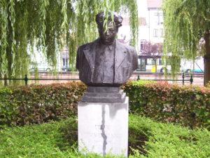 standbeeld felix timmermans