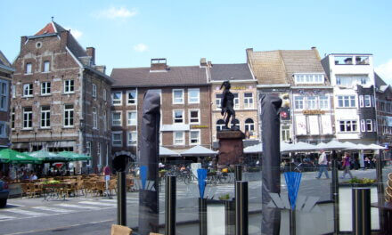 Stadswandeling in Tongeren.