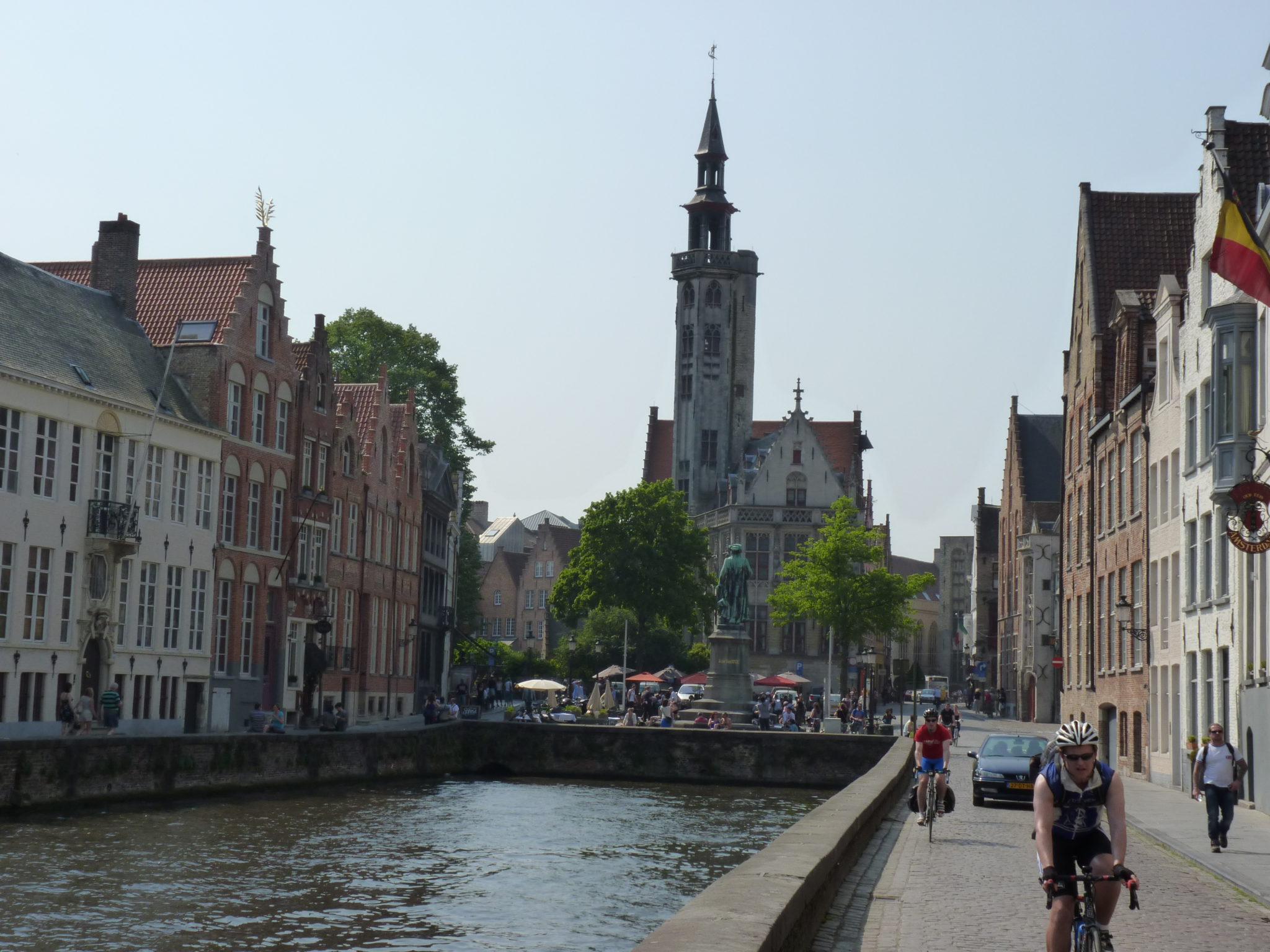 Brugge, anders bekeken.