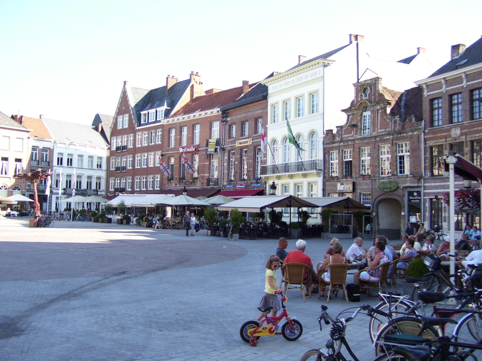 Dendermonde, zoveel meer dan een stad aan de samenvloeiing van de Schelde en de Dender.
