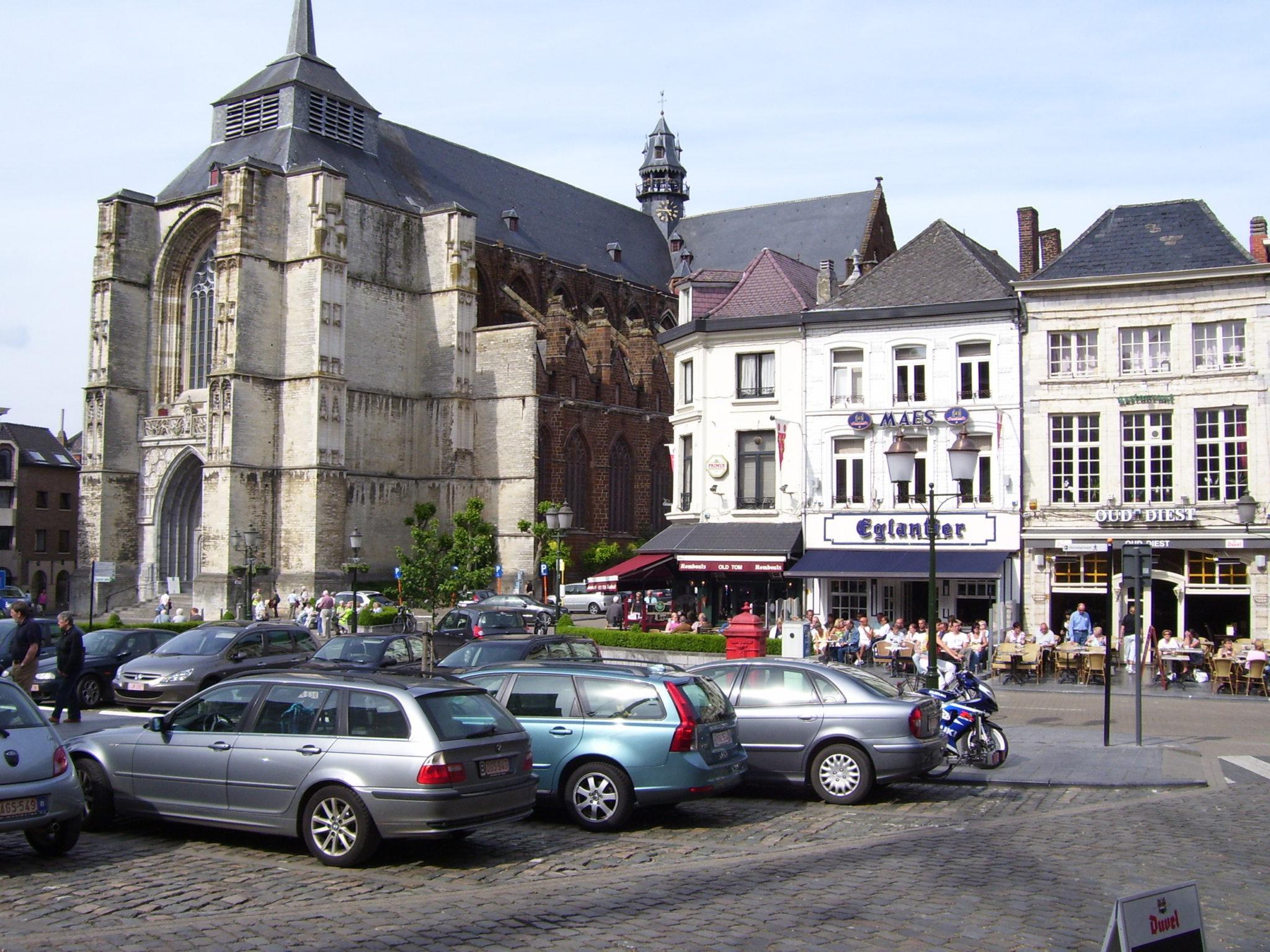 Vlaams Brabant nodigt uit voor een wandelroute tussen de Demer en de historische stadskern van Diest