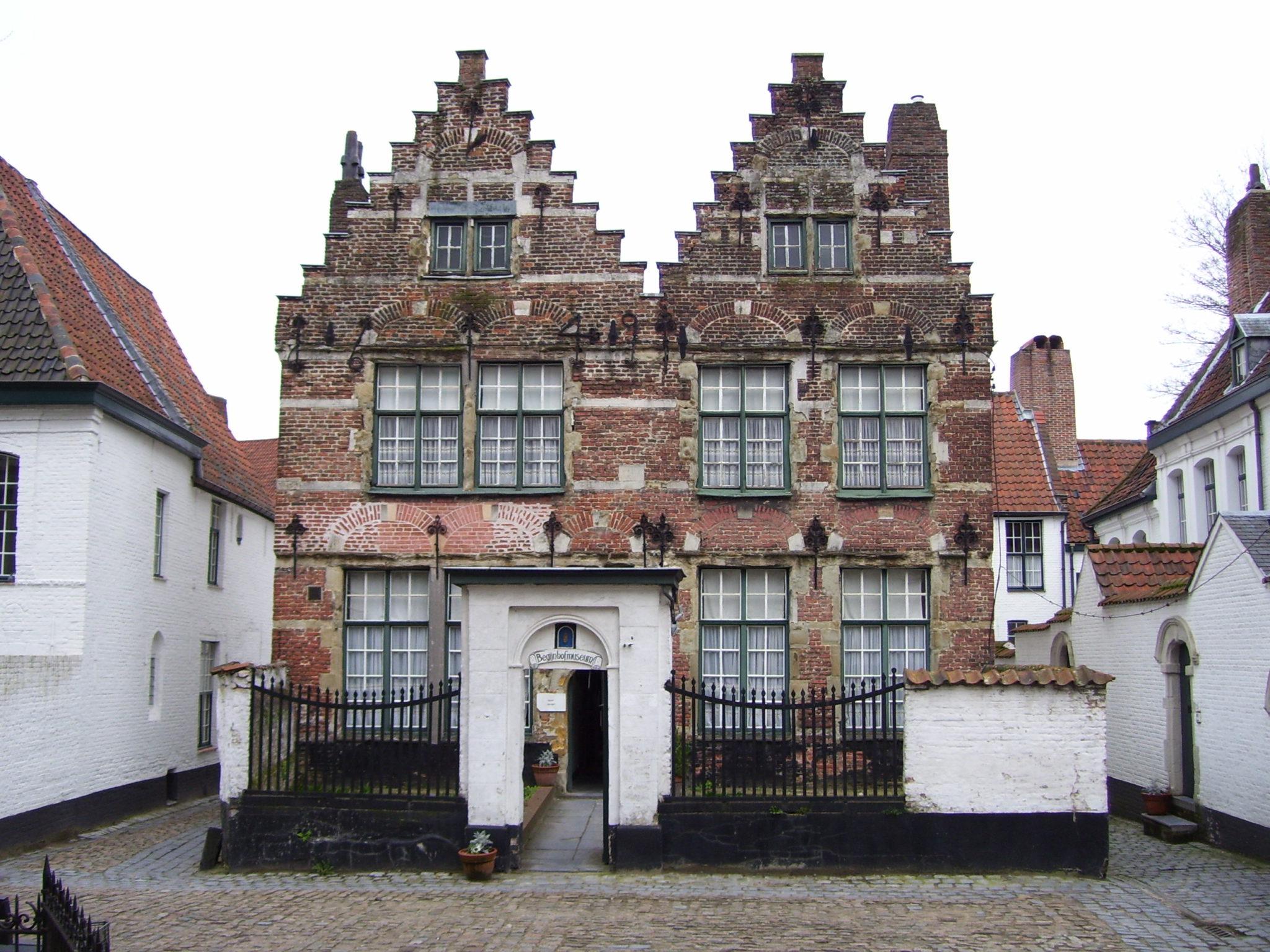 Stadswandelroute in Kortrijk.