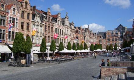 Laat je verrassen door wat de binnenstad van Leuven te bieden heeft tijdens deze stadswandeling.
