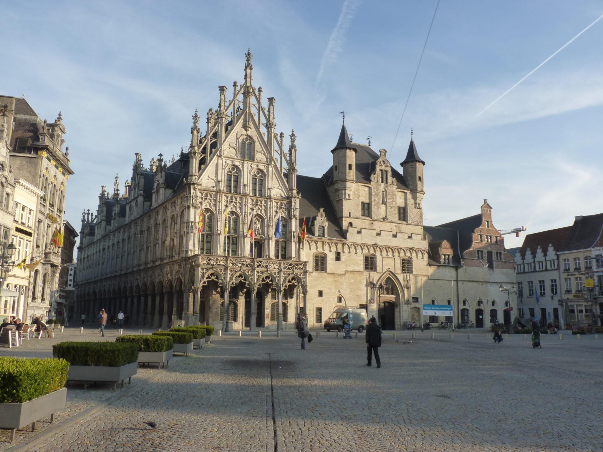 Museumstad Mechelen