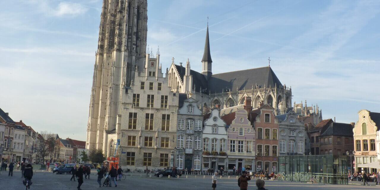 Wandelen doorheen museumstad Mechelen.