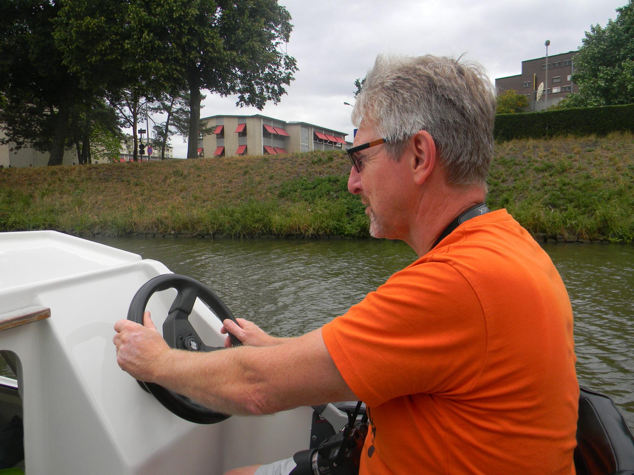 Gent ontdekken vanop het water.