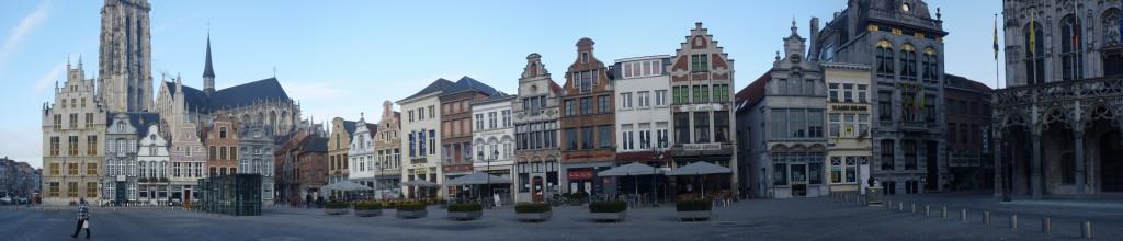 panorama grote markt