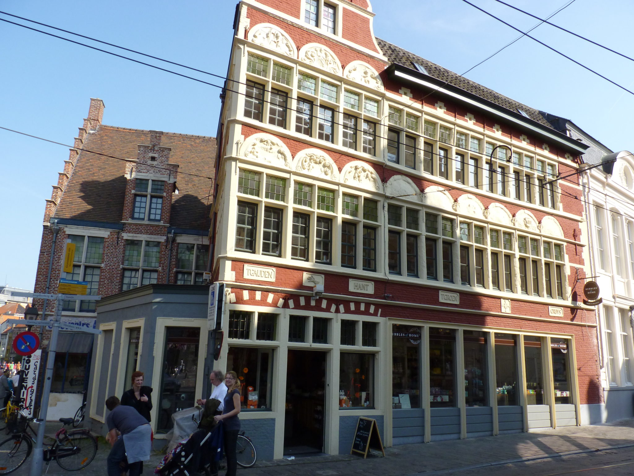 Ontdek de hoogtepunten binnen het stadscentrum van Gent.