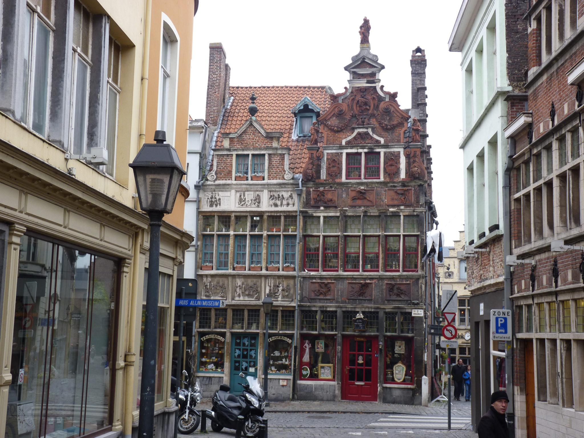 Fiets doorheen de natuurpracht in de Oost-Vlaamse Scheldevallei.