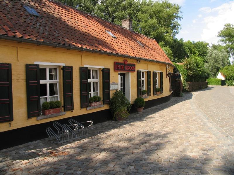 Wandelroute Rooigemsebeek.