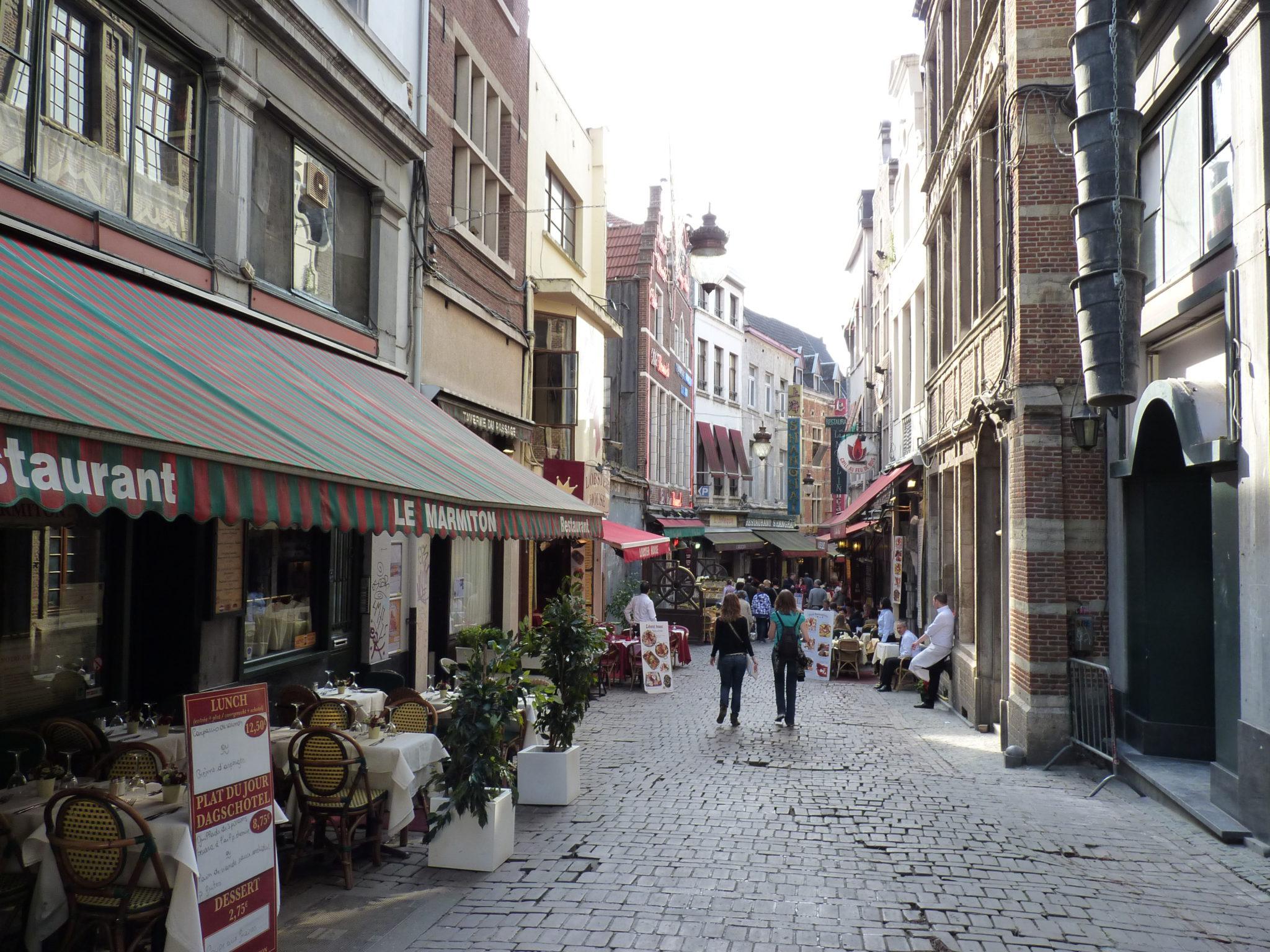 Wandelen in Brussel, onze hoofdstad, van Atomium tot Chinees Paviljoen.