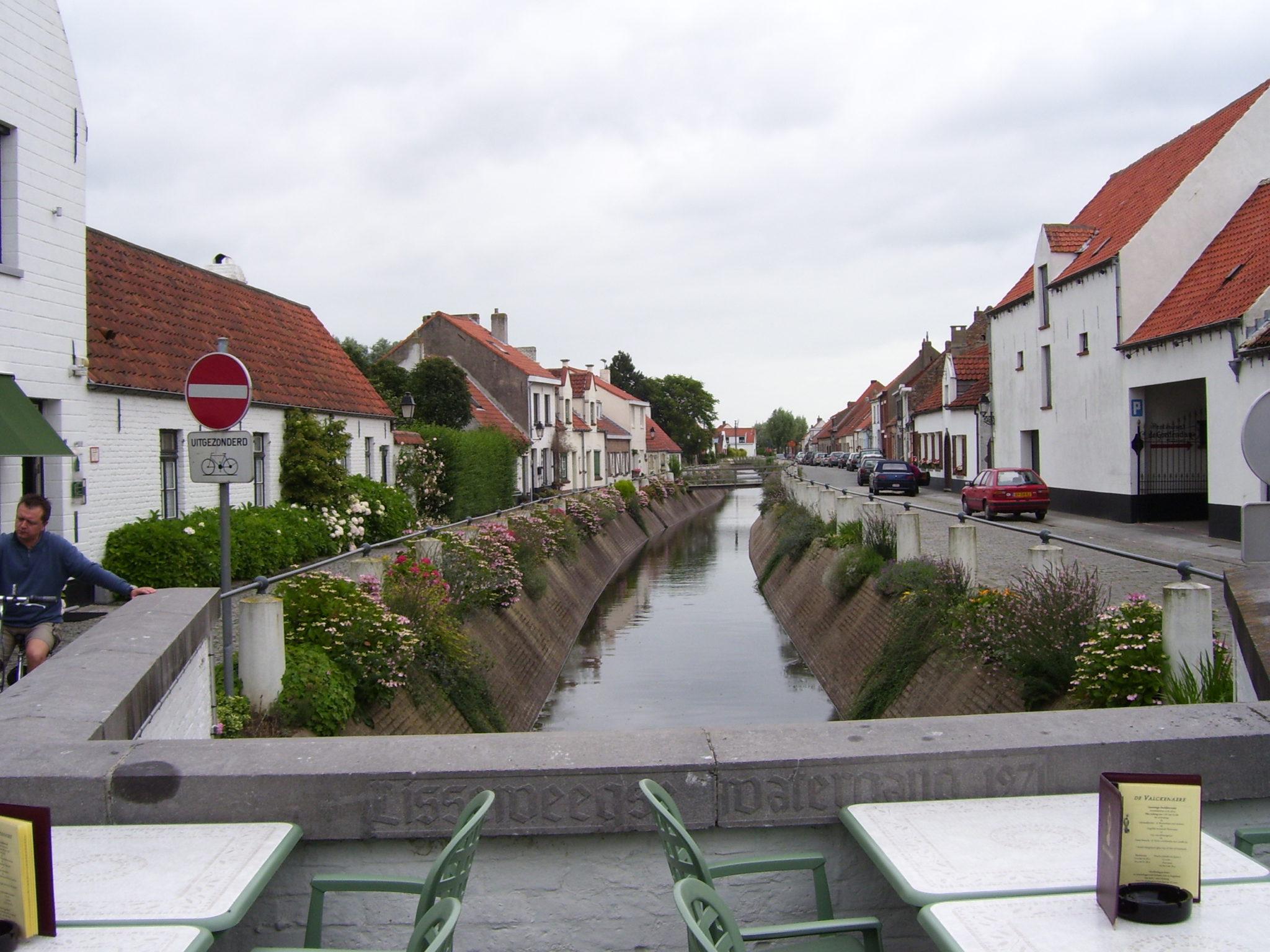 Fietstocht doorheen de polders met start vanuit Lissewege.