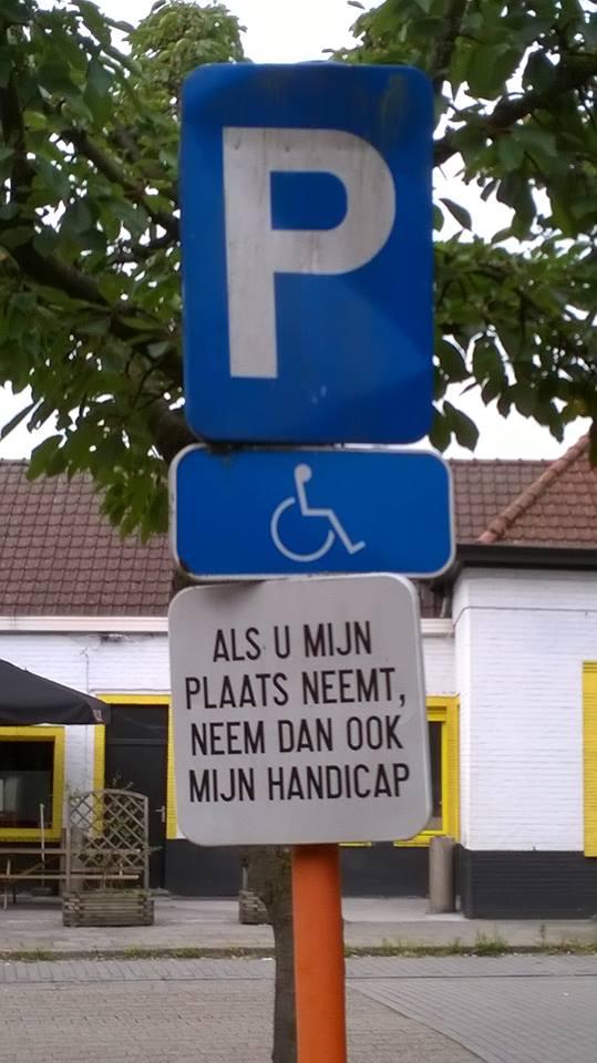 Fietstocht doorheen de Vlaamse Ardennen voor mensen met een beperking.