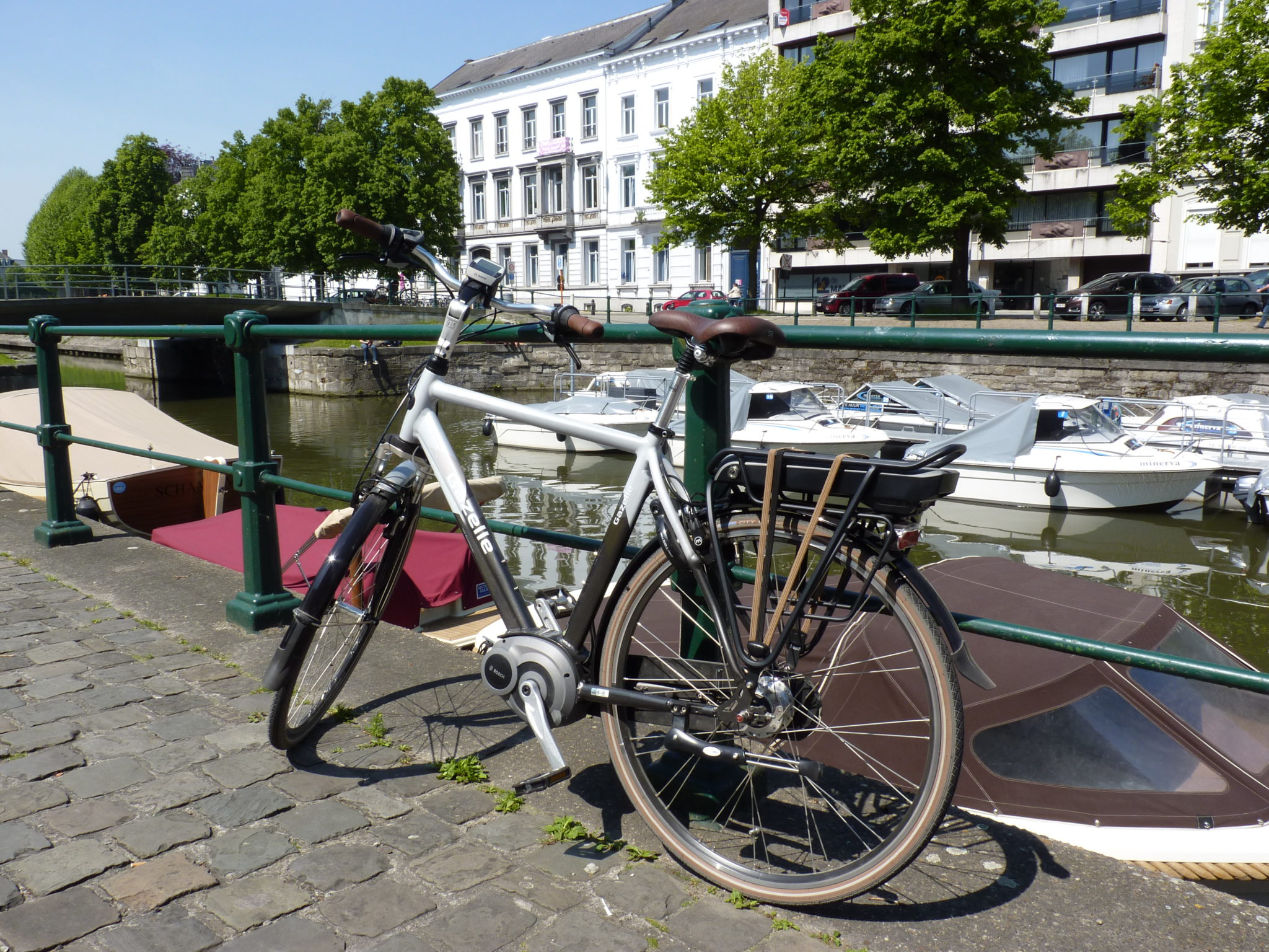 Is jou fiets een reglementaire fiets?