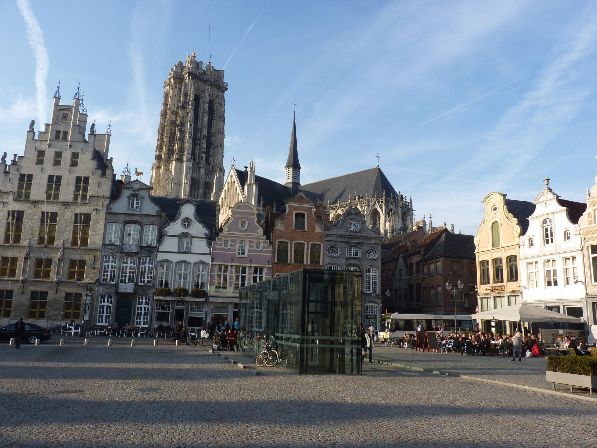 Mechelen en de Dijlevalleiroute, een perfecte combinatie.
