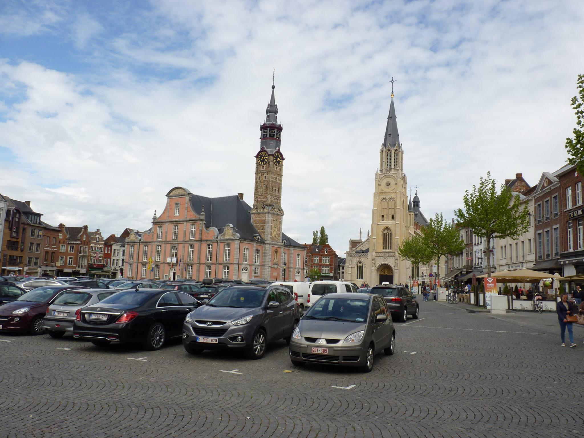 De Trudowandelroute vertelt het verhaal van kleine en grote monumenten en momenten uit de geschiedenis van Sint-Truiden.