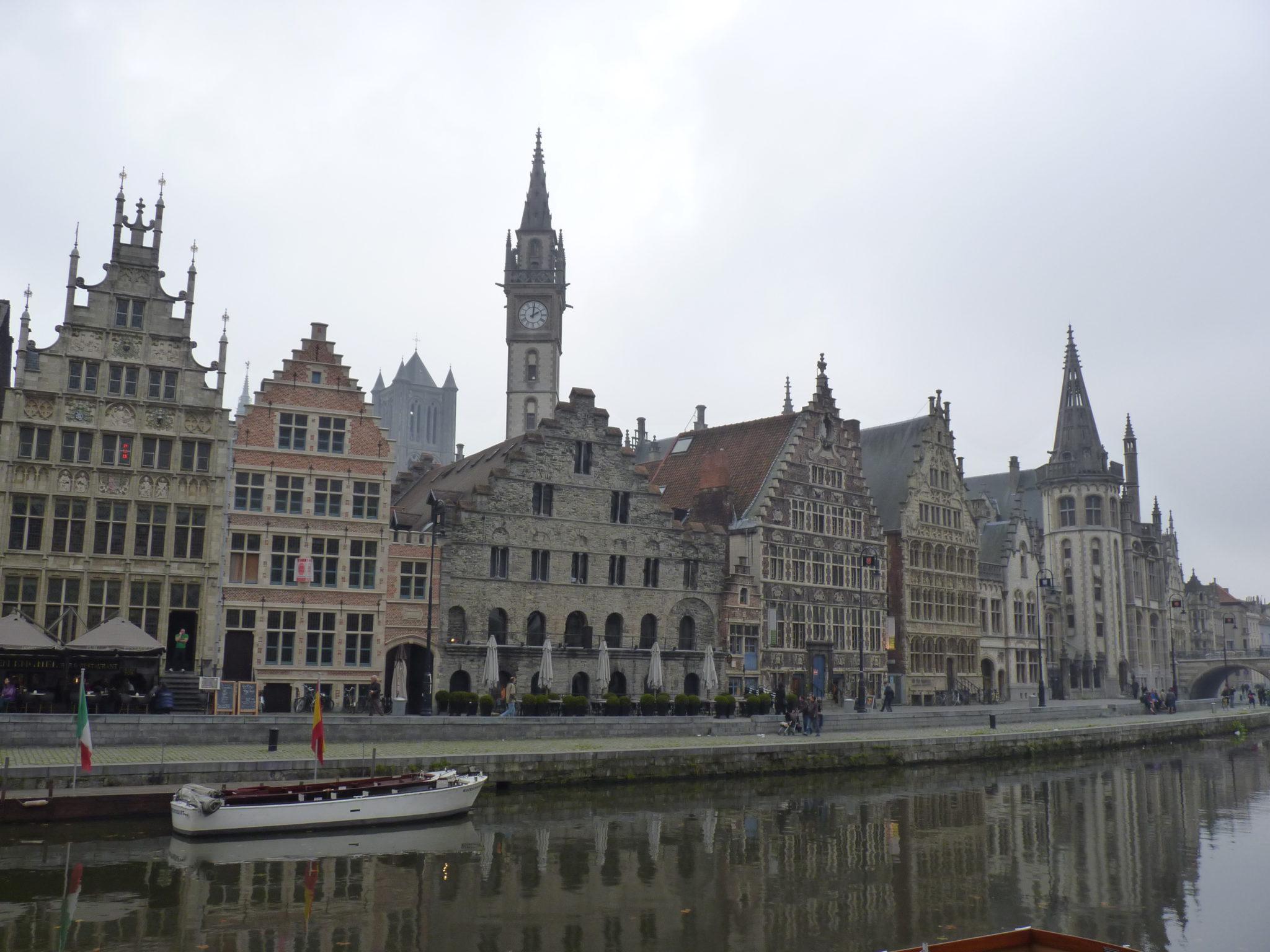 De mooiste terrasjes van Vlaanderen: deel 1) Oost – Vlaanderen.