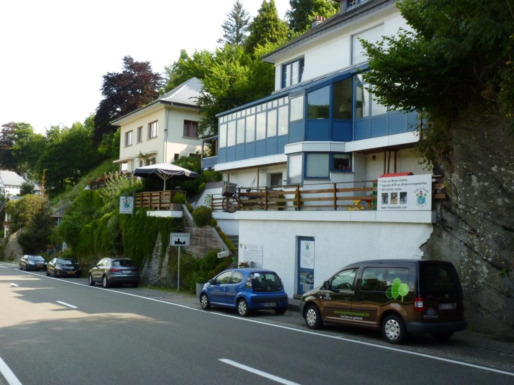 Villa le Monde, een B&B in La Roche-en-Ardenne.