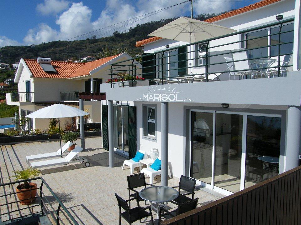Marisol vakantieappartementen op Madeira.