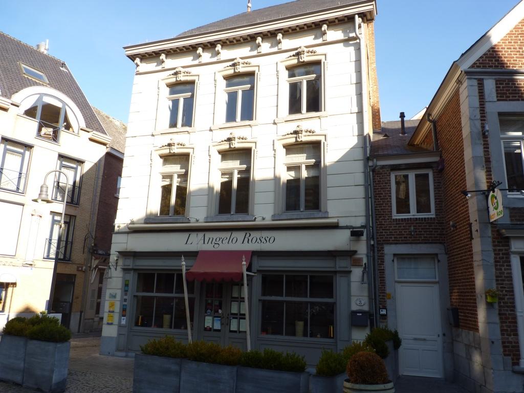 Restaurant L'Angelo Rosso in Sint-Truiden.