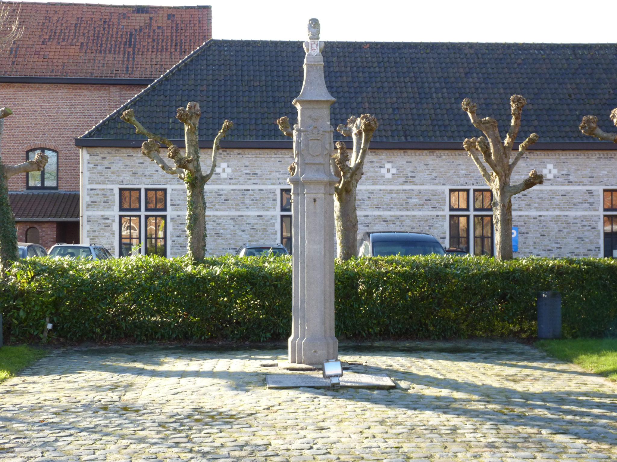 Bladelin wandelroute Middelburg.