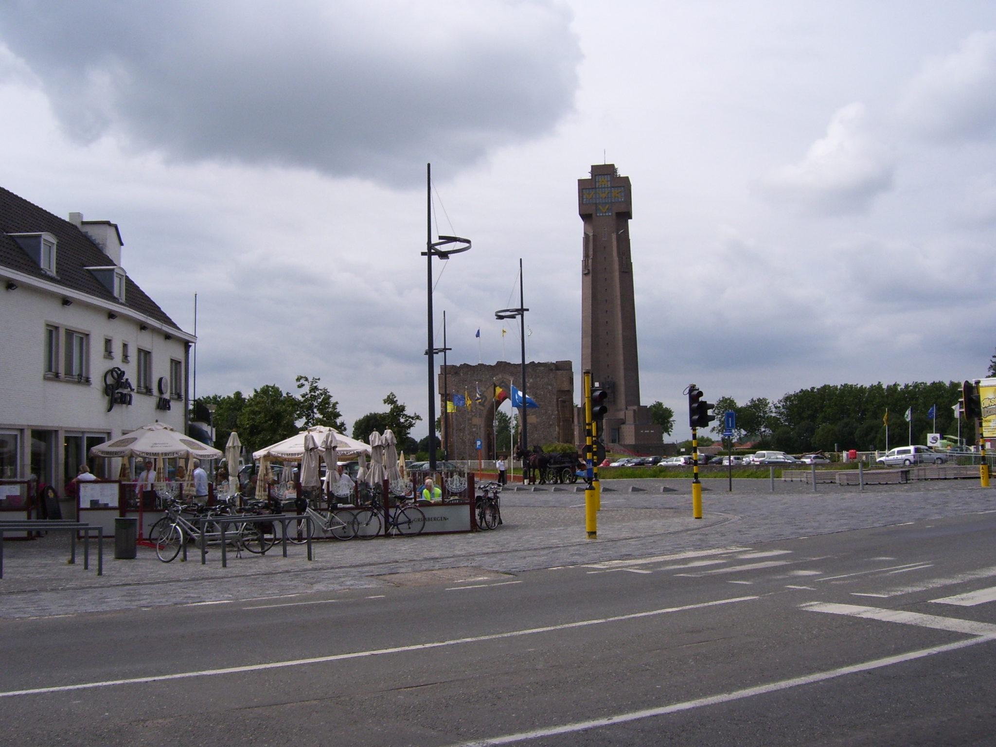 Museum aan de IJzer / IJzertoren.