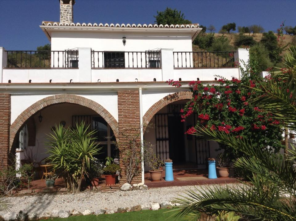 Genieten in Andalusië: Bed & Breakfast Rincón del Mundo.