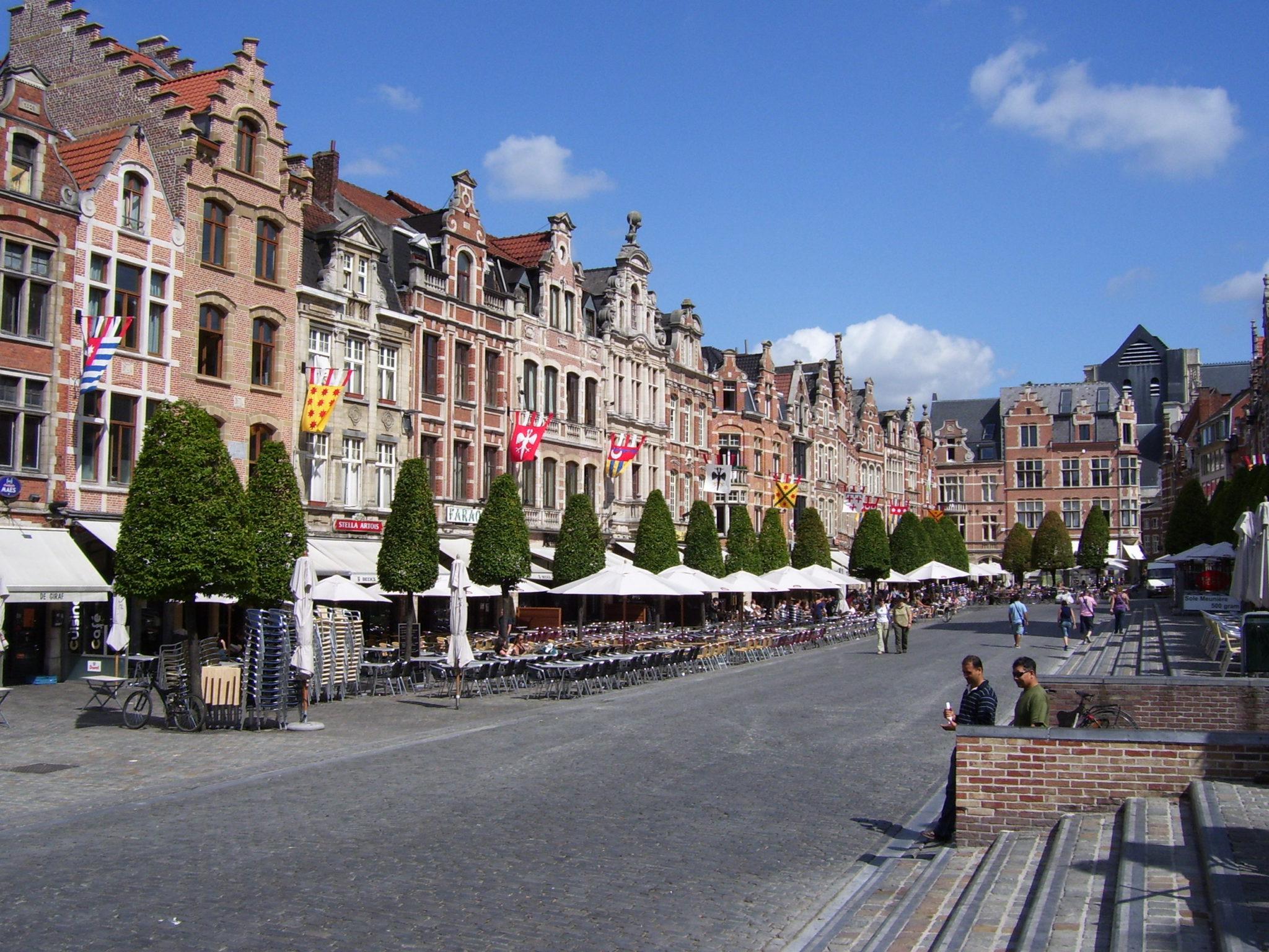 Eten we deze winter 'zwaan' in Leuven?