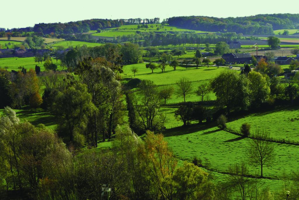 Landschap Voerstreek