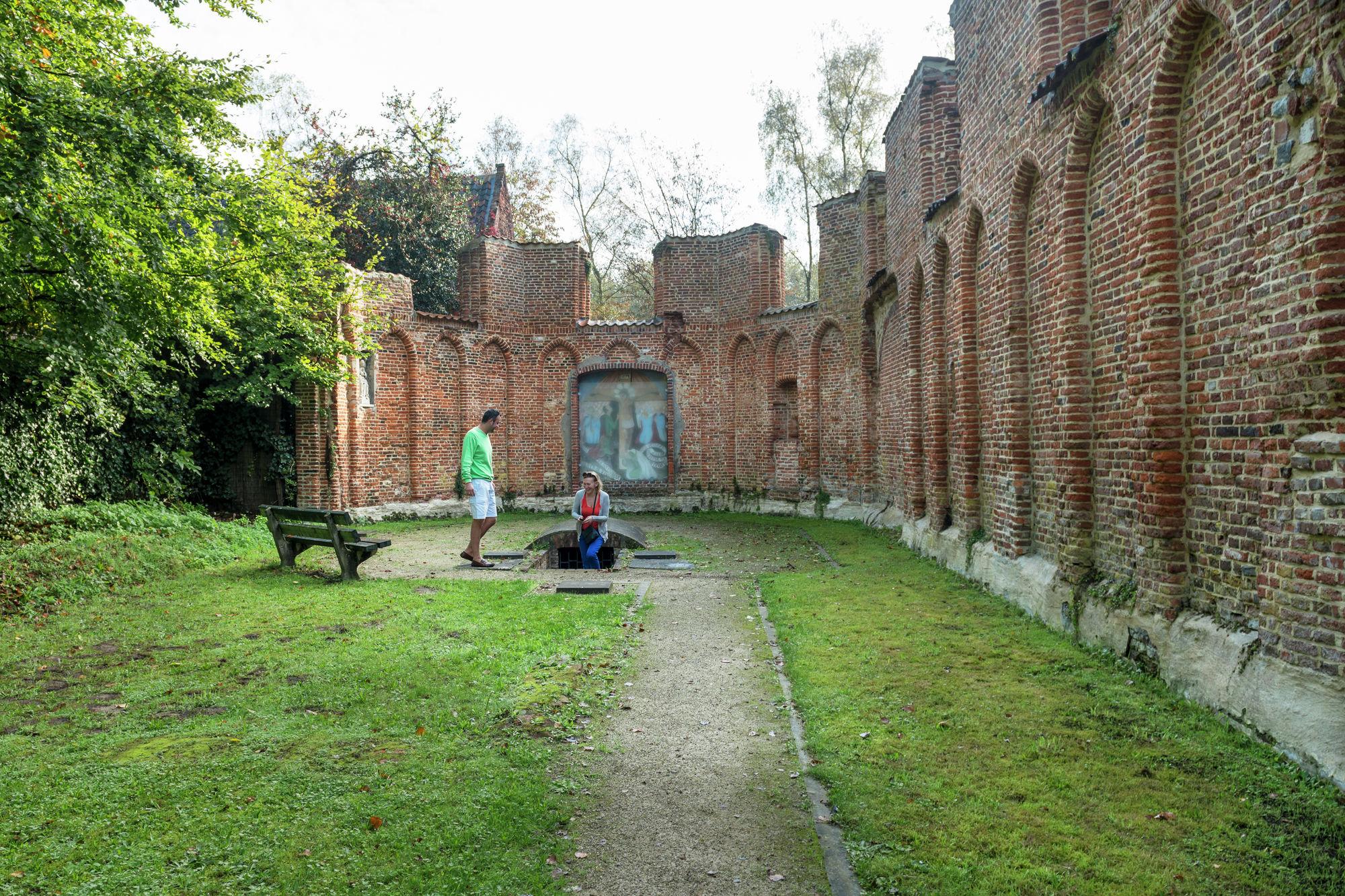Lekker graven in Grobbendonk: de Mercuriuswandeling.