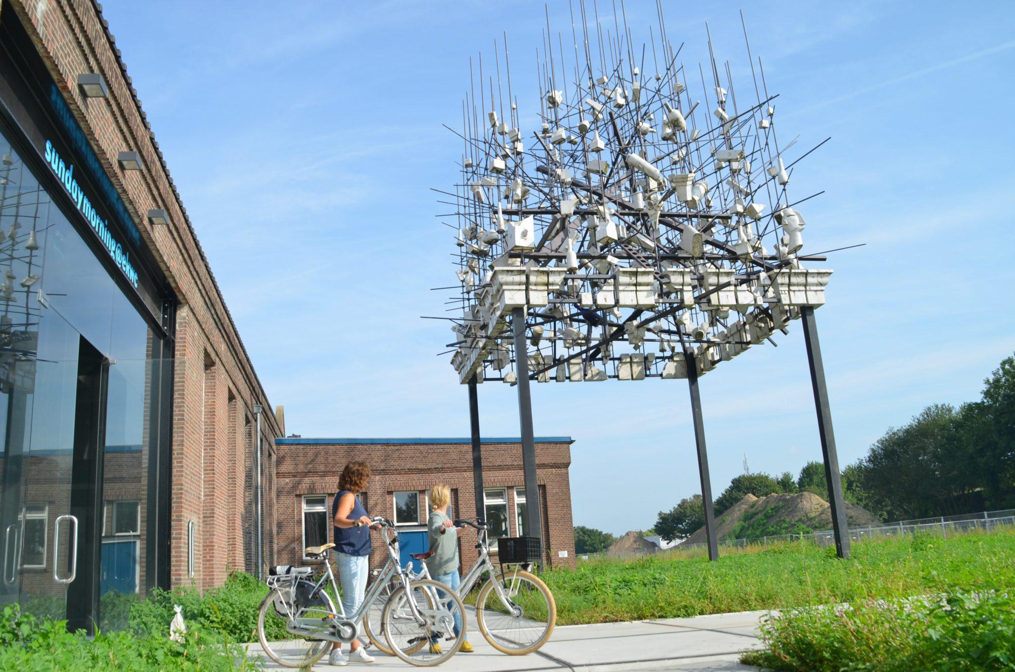 Pop-up fietsroute laat bezoekers kennismaken met Brabants Design van nu.