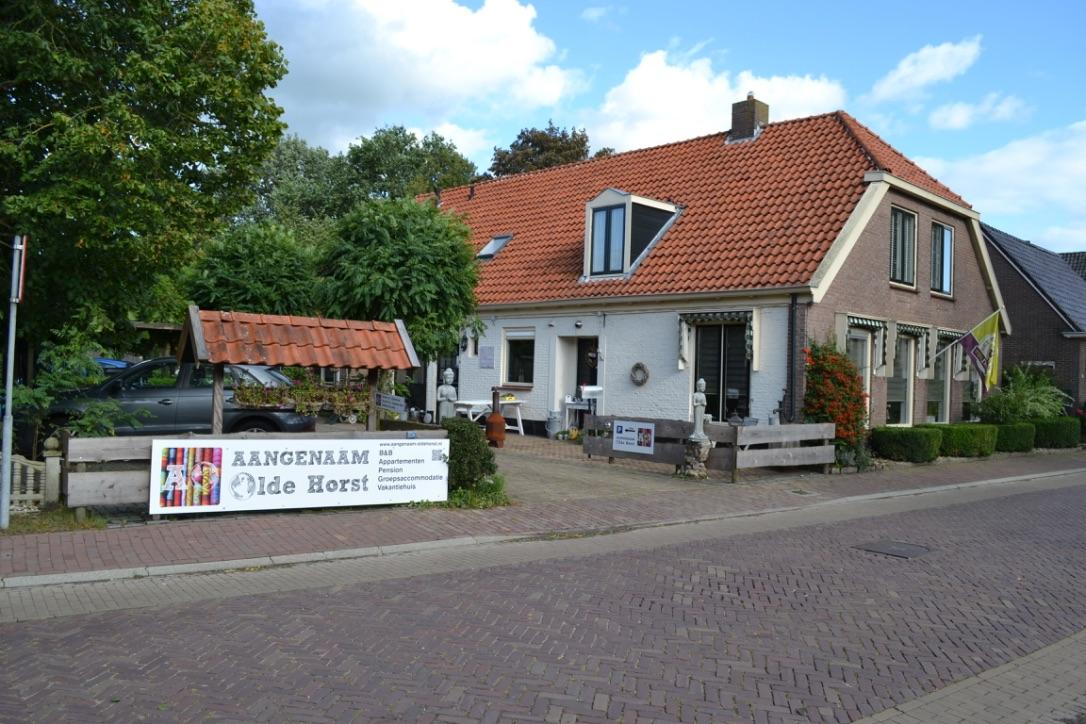Aangenaam – Olde Horst: Appartementen, B&B, Pension, Groepsaccomodatie.
