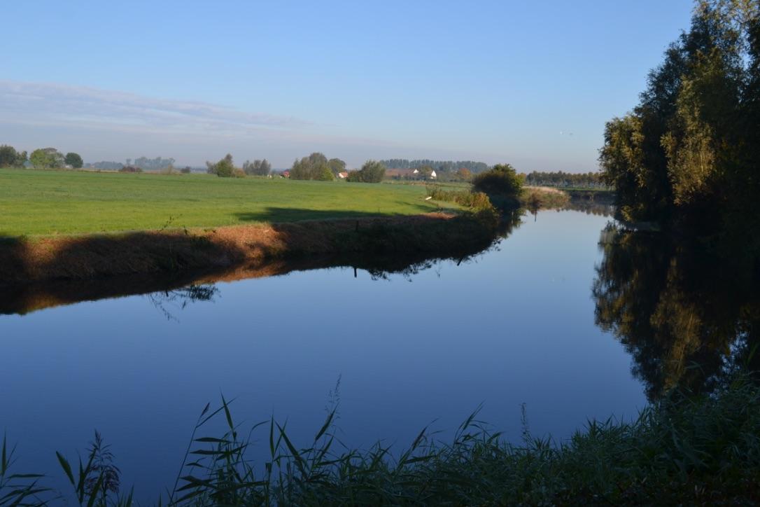 Wandeling: Omloper van Aardenburg.
