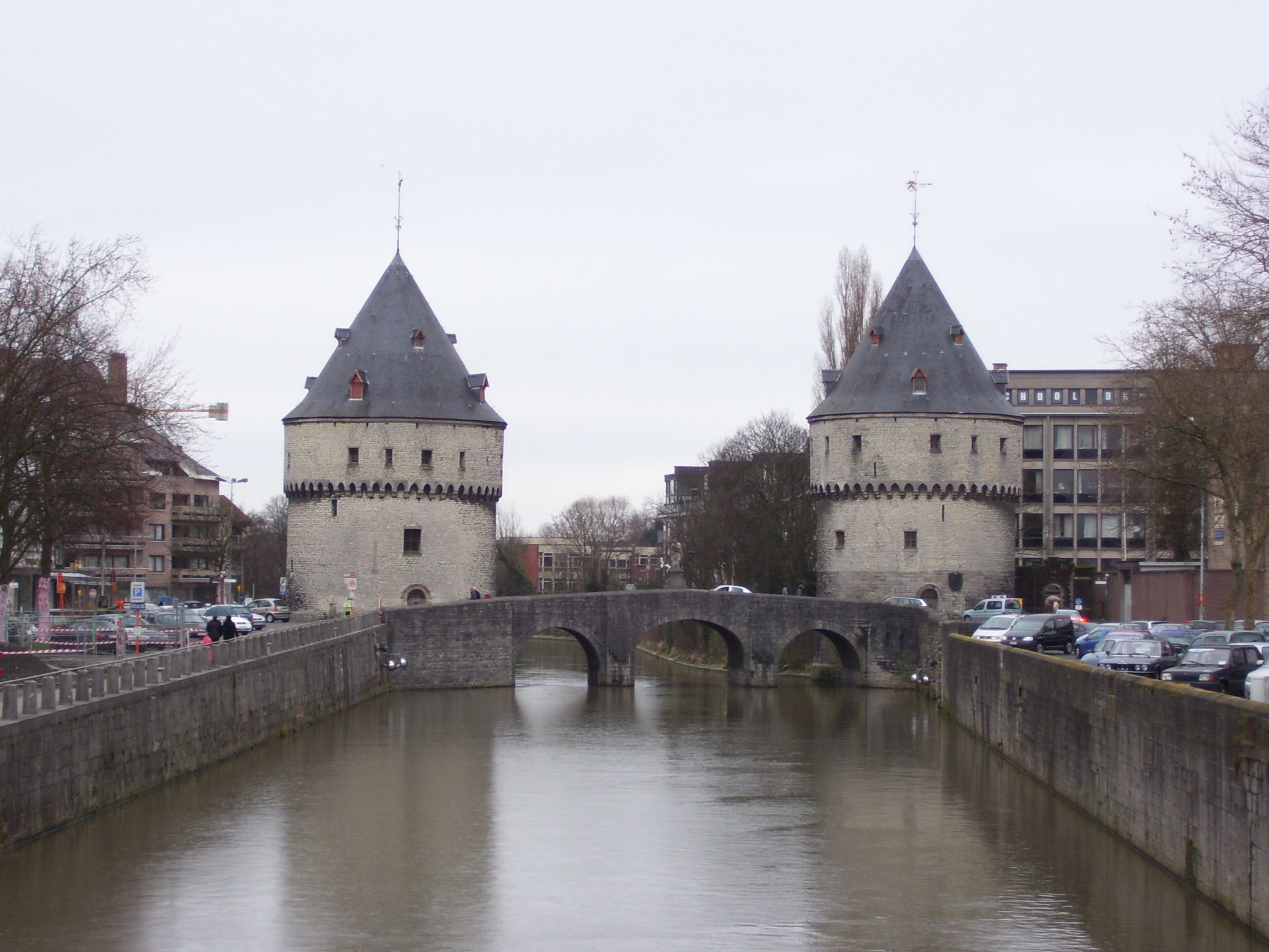 Stadswandeling Kortrijk.