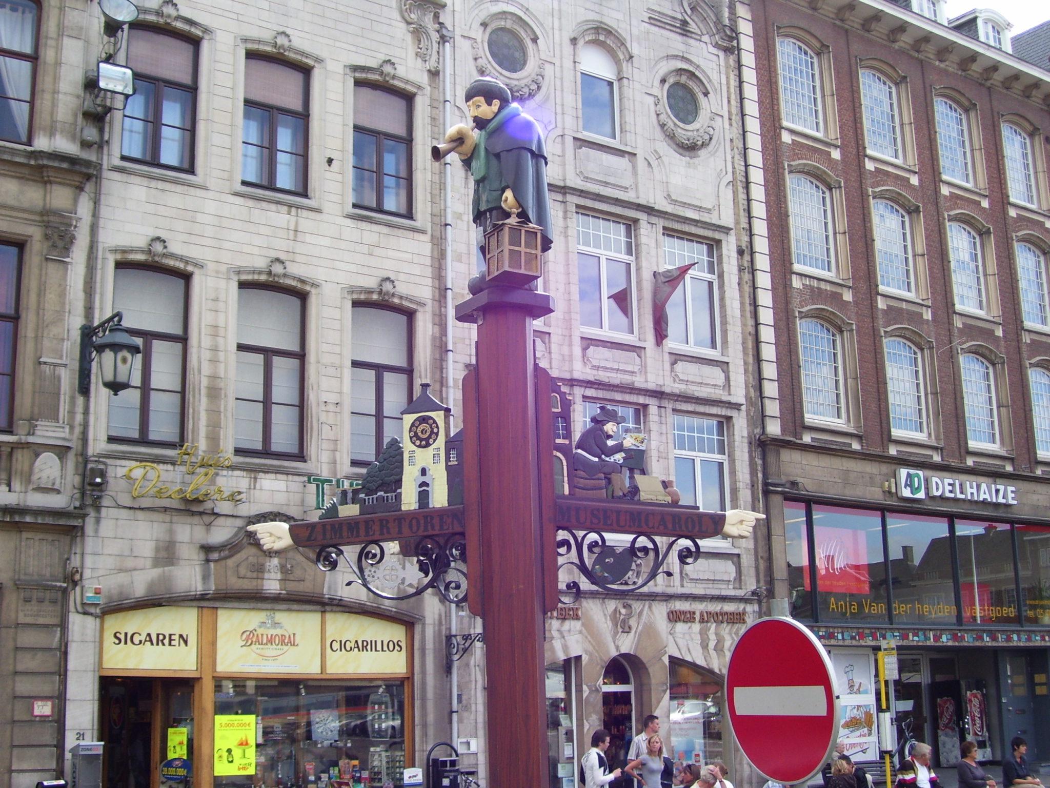 Wandel in de voetsporen van Felix Timmermans door Lier.