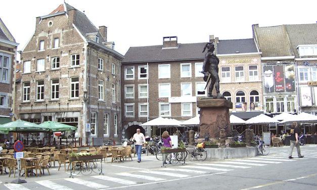 Tongeren, eerste stad van België.