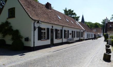 Fietsen in de Oost-Vlaamse Leiestreek.