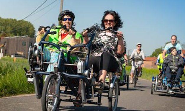 Toegankelijke fietsroutes in Vlaams-Brabant.