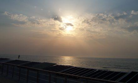 Wandelen aan zee: De Haan