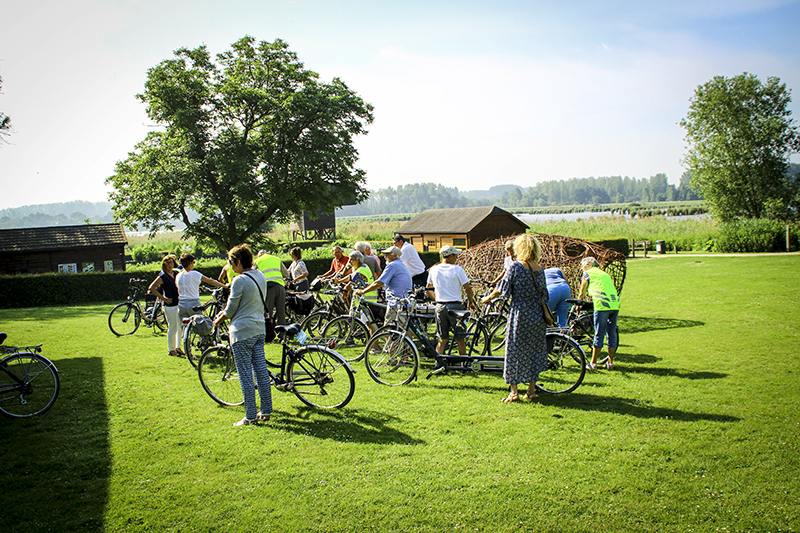Fietsnetwerken verbinden Vlaams- en Waals-Brabant.