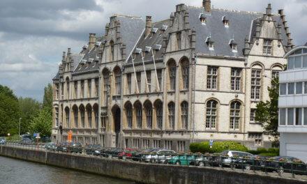 Centrum Ronde van Vlaanderen Oudenaarde.