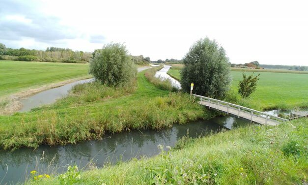 Fietsroute op het eiland Voorne: De route van Hein.