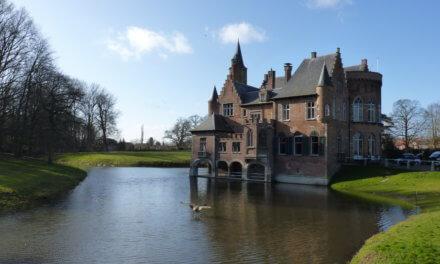 Kasteel Wissekerke, een pareltje in het Waasland.