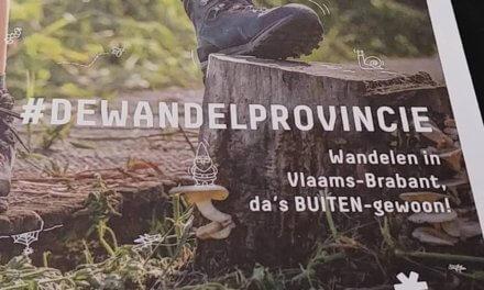 Nieuw wandelboek voor de provincie Vlaams-Brabant.